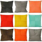 Riva Home Infinity Geometric Corduroy 55x55cm Square Cushion Cover