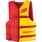 Slippery Impulse 2015 Nylon Vest Red/Yellow