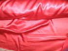 """Red Satin Dress or Craft Fabric - Lightweight - Sold in 3 mt. lots - 53"""" wide"""