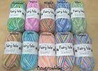 CYGNET YARNS FAIRY ISLE FAIR ISLE EFFECT DK/DOUBLE KNITTING WOOL/YARN - 50G