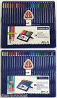 STAEDTLER ERGO SOFT PENCILS - 24 Regular or Aquarell Watercolour