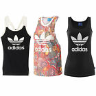 adidas Originals Menire Couture Tank Trefoil women's Shirt Top Tank