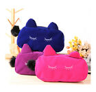Sac Chat Zip Holder Trousse Pr Toilette Cosmetic Maquillage Rangement Voyage NF