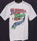 Vintage 90's UF Univ Florida GATORS T-Shirt MENDEZ NCAA NWT New Old Stock NOS