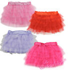 """18"""" Doll Clothes Hot Pink Tulle Skirt for American Girl Doll Pink Tulle Skirt"""