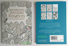 ANIMAL KINGDOM 30 COLOURING IN POSTCARDS by Millie Marotta