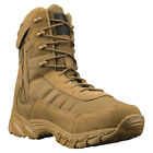"Altama Vengeance SR 8"" Side-Zip Men's Tactical Boots Coyote"