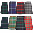 New Mens Traditional Pemium 8 Yard Kilt In Several Tartans - Free Kilt Pin