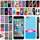 For Apple iPhone 6 iPhone 6S 4.7 inch TPU SILICONE Protective Case Cover + Pen