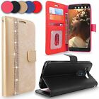 For LG V10 / G4 Pro Luxury PU Leather Wallet Card Holder Flip Stand Case Cover