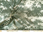 Discount Fabric Ripstop Rip Stop Nylon Water Resistant Army Digtal Camo RS43