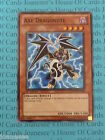 Axe Dragonute SDDC-EN008 Common Yu-Gi-Oh Card Mint 1st Edition New