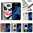 For Samsung Galaxy S7| Slim Fit Hard 2 Piece Case Joker