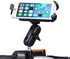 """Motorcycle M10 Stud Ball Extended Mount + Holder for Apple iPhone 6 6s Plus 5.5"""""""