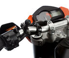 Motorcycle Strong U-Bolt Bike Metal Mount + One Holder for Samsung Galaxy Note 4