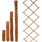 Wooden Expanding Trellis Adjustable Expandable Garden Outdoor Climbing Plant 6ft