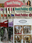 DEBBI MOORE -Book Folding Patterns - Wedding Gifts Birthday Vol 1, 2, 3, 4 or 5