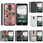 For LG Stylus 2 | Stylo 2| Slim Fit Hard Case + Image Decal Indie Designs