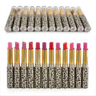 1pc Sexy Red Leopard Lipstick Lip Gloss Long Lasting Cosmetic Makeup Sample Size