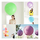 "2pcs 36"" Inch Big Large Giant Helium Ballons Latex Wedding Party Decoration"