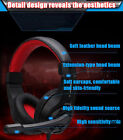 Lupus G1 3.5mm Surround Stereo Gaming Headset Headband Headphone Mic for PC CUS