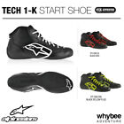 Sale! 2711515 Alpinestars TECH-1 K START BOOTS Entry Level Karting Boots