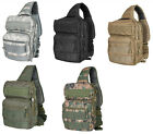 stinger sling bag ccw backpack tactical military style molle pack fox 51-550