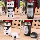 Portable Water Bottle Thermos Vacuum Kids Gift Fashion Stainless Steel