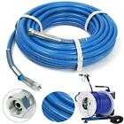 10m/15m 1/4'' Airless Paint Spray Hose Tube Max 5000PSI For Wagner Titan Graco