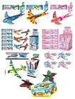 FLYING GLIDERS Childrens Birthday Party Loot Bag Toys Kids Xmas Stocking Fillers