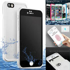 Waterproof Swimming Snowproof Hybrid Rubber Case For Iphone 5 5S SE 6 6S Plus
