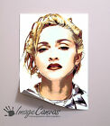 MADONNA POP ART GIANT WALL ART POSTER A0 A1 A2 A3