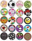 "8 x 7"" PAPER PLATES (18cm) Range of DESIGNS THEMES (Birthday Party Supplies)"