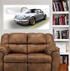 964 Porsche Hot Import WALL GRAPHIC  DECAL MAN CAVE ROOM GARAGE MURAL