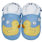 Soft Sole Leather Baby Shoes Boy Girl Infant Toddler Kid Children Crib 0-3 Y