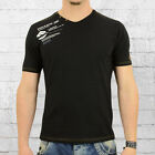 Smith and Jones T-Shirt Herren Escrick schwarz Männer Shirt Mens Tee black