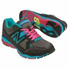 New Balance Athletic Running Shoe Sneaker W1290BB Women Black Gray Sz 12 $125