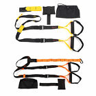 Suspension Trainer Suspension Training Straps with Door Anchor & Strong Buckles