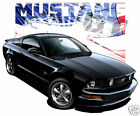 2005 Ford Mustang GT Muscle Car Tshirt automotive art