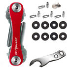 Keysmart 2.0 Premium Compact Key Holder with Bottle Opener and Expansion Pack