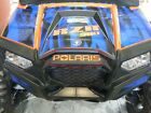 Polaris RZR 800 900 Razor, decals for the embossed letters on the hood or grill.