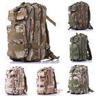 New 3P 30L Outdoor Sport Military Tactical Backpacks Camping Hiking Trekking Bag