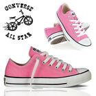 Converse Chuck Taylor All Star Pink Ladies Sneaker Trainers Casual Girls Shoes