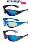 Eyelevel Kids Buffalo Sport Sunglasses Blue Or Grey Frame 100% UVA Protection