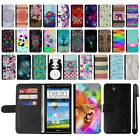 For ZTE Grand X Max+ Z987 X Max Z787 Design Flip Wallet Leather Case Cover + Pen