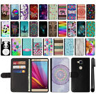 For Huawei Honor 5X Design Flip Wallet Leather POUCH Case Cover + Pen