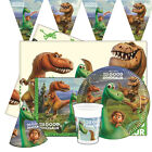 Disney Pixar THE GOOD DINOSAUR Party Range (Kids/Birthday/Napkins/Plates/Cups)
