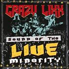 Sound of Live Minori - Crazy Lixx New & Sealed CD-JEWEL CASE Free Shipping