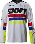 Shift Racing 2017 Mens Recon Phoenix Jersey White  MX Motocross Offroad 17216