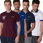 SLAZENGER NEW MENS SHORT SLEEVE COLLARED COTTON POLO TOP TEE T SHIRT S - XXL